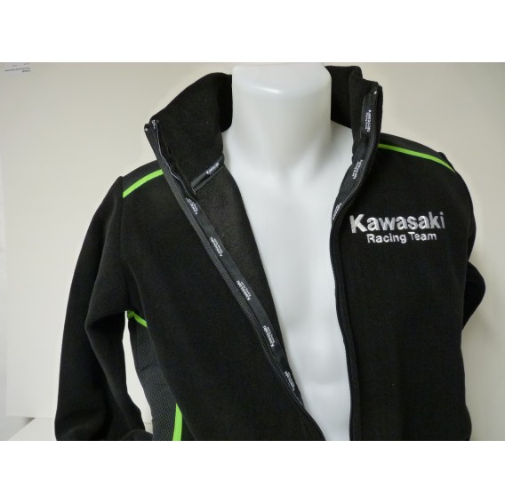 Sweatshirt Kawasaki Racing Team.