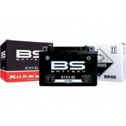 Batterie BS YTX9BS