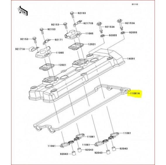 Joint cache culbuteur 110611165