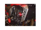 Kit fixation crash pad Z750/Z1000 avant 2007.