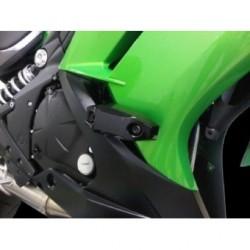Patins de protection moteur ER6f 2012 à 2016.