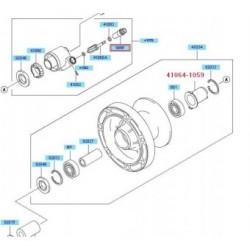 Receiver speedometer 410641059
