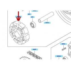 Silent block roue arrière 921601524