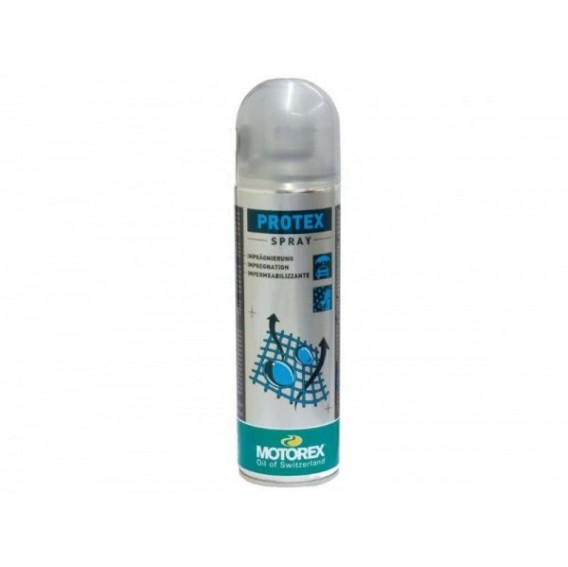 Spray impermeabilisant motorex protex