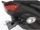 Support de plaque R&G Versys 650 2010 à 2013