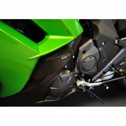 Patins de protection moteur pour ER6f 2012 à 2016