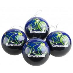 Boules de Noël Kawasaki