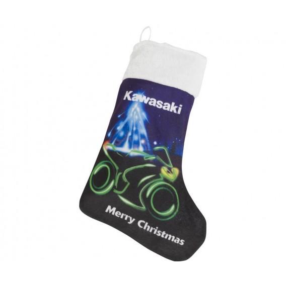 Chaussette de Noël Kawasaki