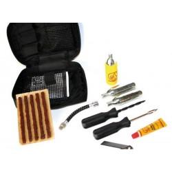 Kit de réparation pour pneu Tubeless