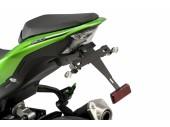Support de plaque pour Kawasaki Z900