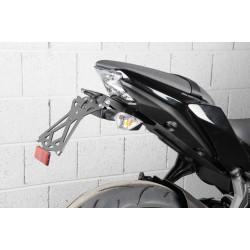 Support de plaque LIGHTECH Kawasaki Z650