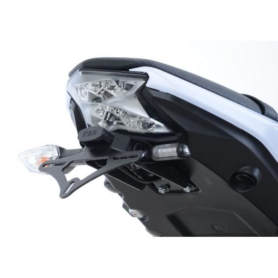 Support de plaque Z650 RG