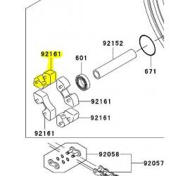 Damper de roue arrière (921610342)