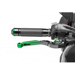 Levier de frein réglable et rabattable Puig 2.0 avec adaptateur 5455N