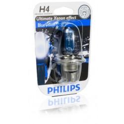 Ampoule H4 Philips Blue vision
