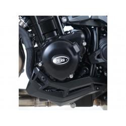 Couvre-carter R&G RACING noir Kawasaki Z900