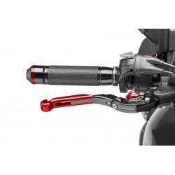 Levier de frein réglable et rabattable 2.0 Puig avec adaptateur pour ER6