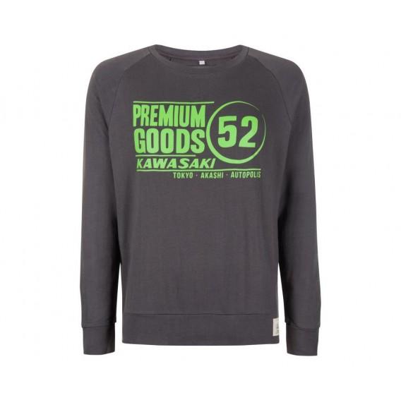 Sweatshirt Kawasaki Premium Goods