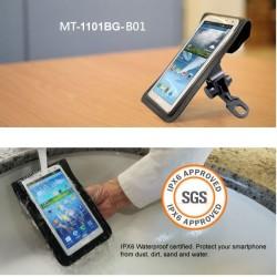 Support pour Smartphone à fixer au rétroviseur