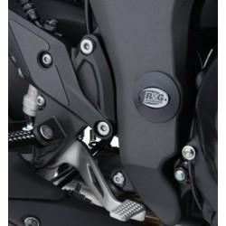Insert de cadre R&G RACING droit noir Kawasaki