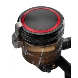 Couvercle de réservoir de liquide de frein