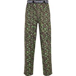 Pantalon de pyjama Kawasaki camouflage