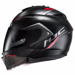 Casque HJC IS MAX II Dova rouge