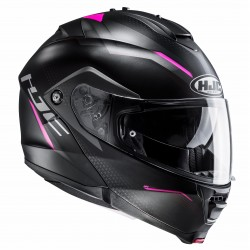 Casque HJC IS MAX II Dova rose
