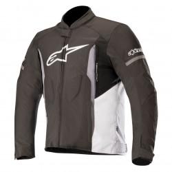 Blouson Alpinestars T-Faster noir/gris/blanc