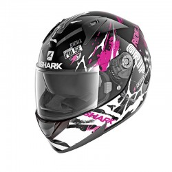 Casque Shark Ridill Drift-R glossy