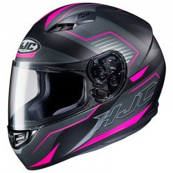 Casque HJC CS-15 Trion rose