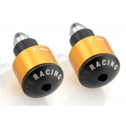Embouts de Guidon Rizoma Racing 50 grammes