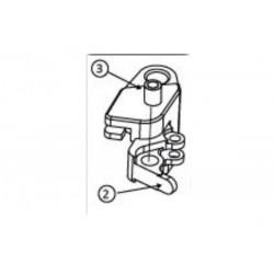 Adaptateur levier de frein 3.0 et 2.0 Puig 6609N