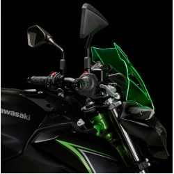 Saute Vent Givi Lime A4117GR pour Kawasaki Z650