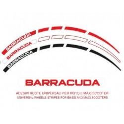 Liseret de jante Barracuda