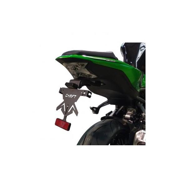 Support de plaque Chaft pour Z900