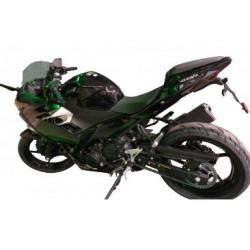 Support de plaque Chaft Z400/Ninja 400
