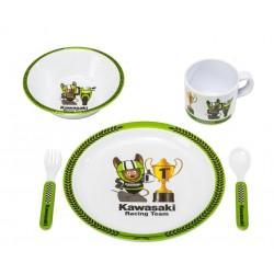 Kit repas enfant Kawasaki