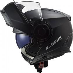 Casque LS2 FF902 Scope Solid noir mat