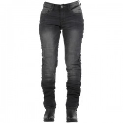 Jean Overlap City Lady Black Washed CE