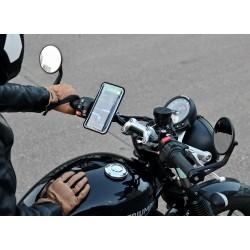 Support téléphone moto magnétique