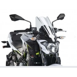 Saute vent Z650 Naked Touring Puig