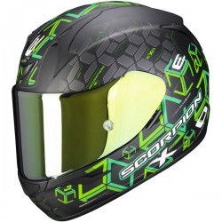 Casque Scorpion Exo 390 cube