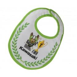 Bavoir Kawasaki Champion