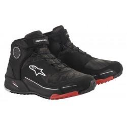 Baskets CR-X drystar Alpinestars black camo red