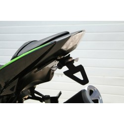 Support de plaque Z750 et Z1000.