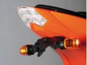 Support de plaque R&G Z750/Z1000.