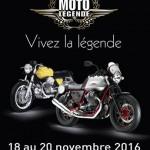 19ème édition du Salon Moto Légende, au Parc Floral de Paris