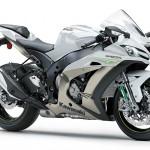 La Kawasaki ZX-10R 2017 sera blanche ?