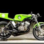 La Kawasaki KR750: une moto de légende